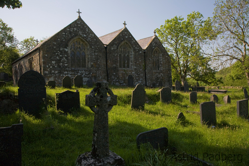 Kirche Gwynhoedl