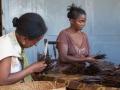 Sambava, Vanillesortiererinnen