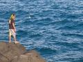 Hiva Oa, Der Krieger und das Meer