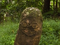 Hiva Oa, Smiling Tiki