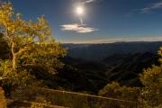 Landschaft im Mondschein, Posada Barrancas