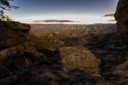 Kurz vor Sonnenaufgang, Posada Barrancas