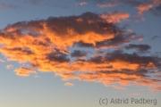 Kurz nach Sonnenaufgang, Posada Barrancas