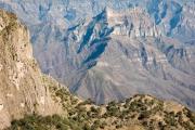 Cerro Gallegos, Schlucht von Urique
