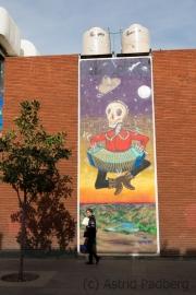 Wandmalerei, Chihuahua