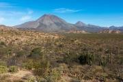 Tres Virgenes, Baja California