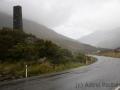 Weg nach Arthurs Pass, Denkmal