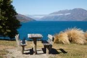 Weg nach Haast, Lake Wakatipu