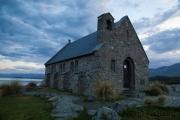 Lake Tekapo, Church of the Good Shepherd