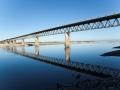 Brücke über den Haast River