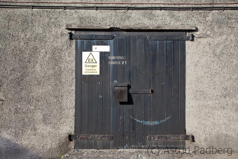 Kirkwall, Highland Park Whiskey Destille