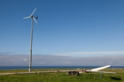 Windkraft, North Ronaldsay