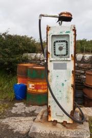 Alte Tankstelle, Shapinsay