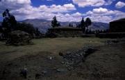 Ruins of Wilkawain, Huaraz, Peru