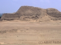 Pyramid of the sun, Trujillo, Peru