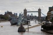 Klassisch: An der Themse