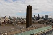 Blick von der Tate Modern