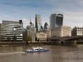 Modern: An der Themse