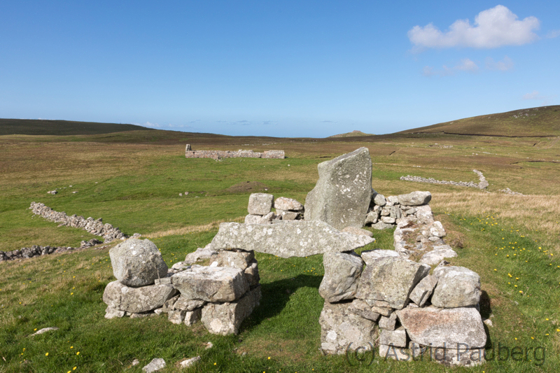 Culswick, Standing Stone