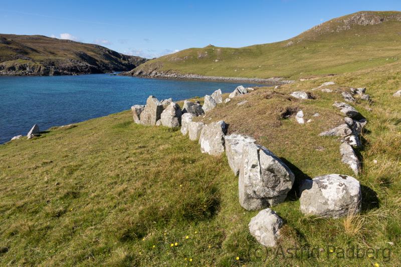 Neolithisches Grab, Mavis Grind, Islesburgh