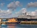 Lerwick, Hafen